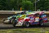 All American 40 - Design For Vision/Sunglass Central Speedway - 53 Dave Hartman, 1 Jordan Cox