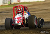 USAC East Coast Sprint Cars - Design For Vision/Sunglass Central Speedway - 39 Mikey Thompson