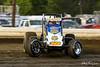 USAC East Coast Sprint Cars - Design For Vision/Sunglass Central Speedway - 19 Steve Drevicki