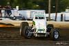 USAC East Coast Sprint Cars - Design For Vision/Sunglass Central Speedway - 5G Tim Buckwalter