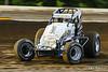 USAC East Coast Sprint Cars - Design For Vision/Sunglass Central Speedway - 42e Eddie Strada
