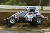 USAC East Coast Sprint Cars  - Design For Vision/Sunglass Central Speedway - 71 Chris Allen