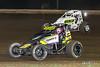 USAC East Coast Sprint Cars - Design For Vision/Sunglass Central Speedway - 8 Kyle Lick, 5G Tim Buckwalter