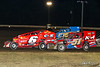All American 40 - Design For Vision/Sunglass Central Speedway - 6 Danny Bouc, 51m Wade Hendrickson