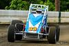 USAC East Coast Sprint Cars - Design For Vision/Sunglass Central Speedway - 33b Bill Unglert