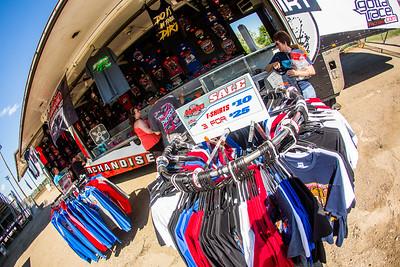 Arizona Sports Shirt merchandise trailer