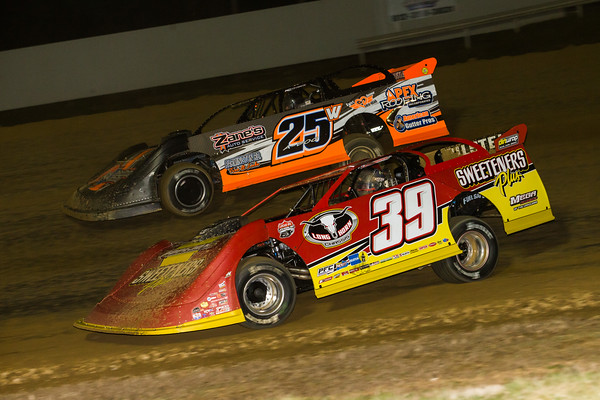 Tim McCreadie (39) and Allen Weisser (25W)