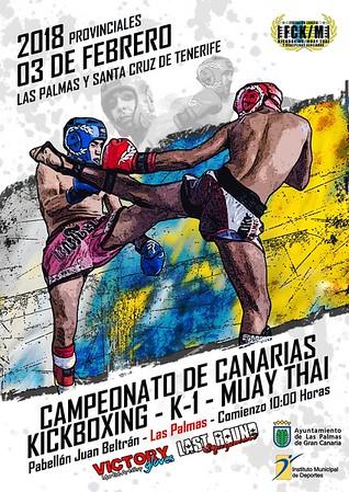 02-03 FEBRERO 2018 CAMPEONATO CANARIAS
