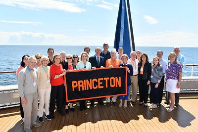 Princeton Journeys travelers - Margaret Miller
