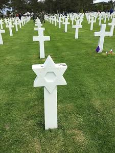 Normandy Crosses - Margaret Miller