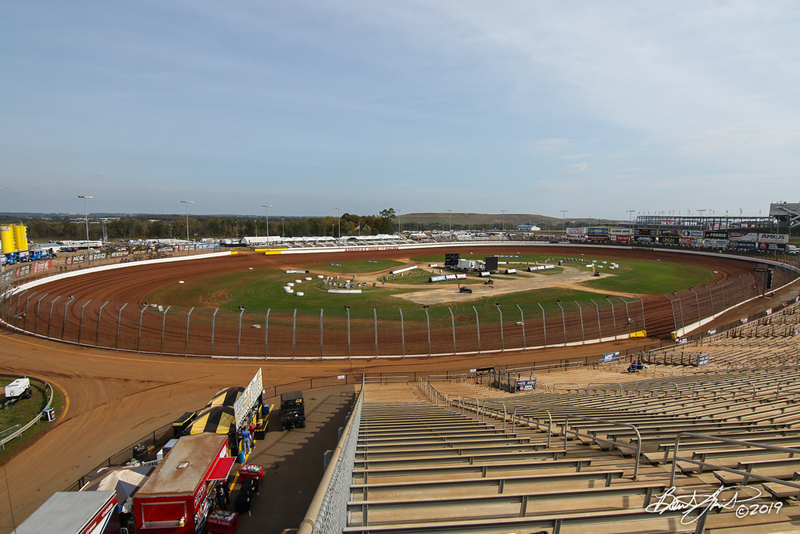 World of Outlaws Morton Buildings Late Model Series - Can-Am World Finals - The Dirt Track at Charlotte Motor Speedway