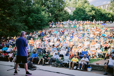 Westerville Park and Recreation Jazz Series - Photos by Robb McCormick Photography