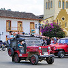 Jeep transport in Solento