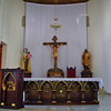 Alter of Our Lady of Carmen Catholic Church in Soleno