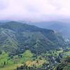 View of Valle del Cocora