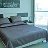 Cartagena condo bedroom