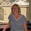 Anne at Palacio de la Cultura
