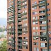 Medellín apartment building