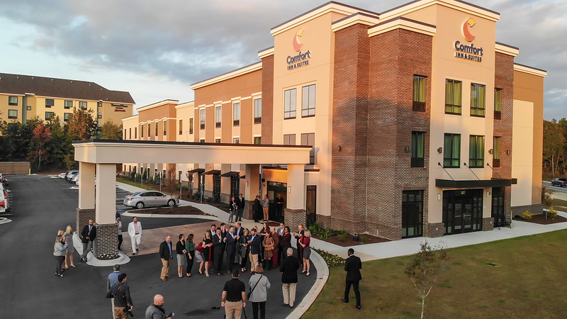 Comfort Inn and  Suites Florence Grand Opening-1