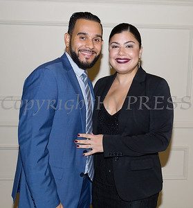 Latinos Unidos of the Hudson Valley celebrated its 18th Anniversary and its 14th Annual Hispanic Heritage Cultural Celebration at Anthony's Pier 9 in New Windsor, NY on Friday, November 1, 2019. Hudson Valley Press/CHUCK STEWART, JR.