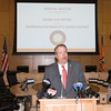 OC District Attorney David Hoovler released a grand jury report Thursday that is highly critical of the Newburgh Enlarged City School District's handling of student athlete attendance and the alteration of their records. Hudson Valley Press/CHUCK STEWART, JR.