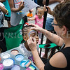 Face painting was a big hit with during the all-free National Night Out event that took place in the City of Newburgh on Tuesday, August 6, 2019. Hudson Valley Press/CHUCK STEWART, JR.
