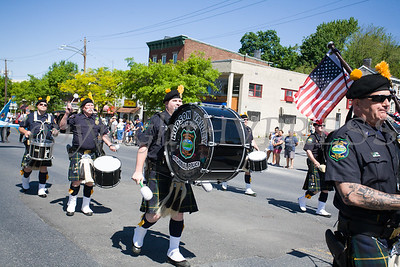 The annual Memorial Day Parade was held in the City of Newburgh on Monday, May 27, 2019. Hudson Valley Press/CHUCK STEWART, JR.