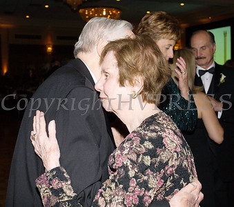John and Ruth Smith enjoy a dance during Cornerstone Family Healthcare's 20th Annual Pillars of the Community Gala held at Anthony's Pier 9 on Saturday, November 2, 2019. Hudson Valley Press/CHUCK STEWART, JR.