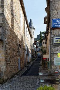 Visite de Turenne au départ de la Gironie