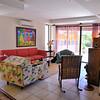 Sitting area of Playa Hermosa Palms villa
