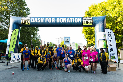 Dash for Donation Ohio 2019