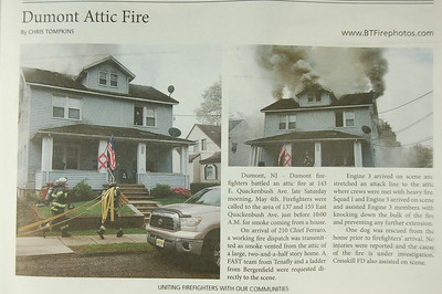 Jersey Firefighters - Volume 3 Issue 3 - 2019