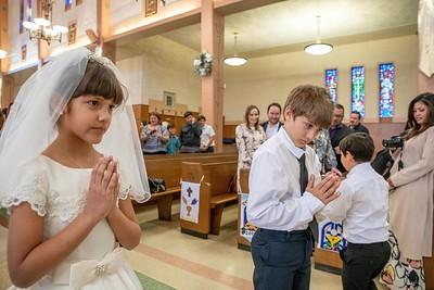 190511 Incarnation 1st Communion_10am Mass-18