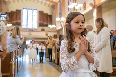 190511 Incarnation 1st Communion_10am Mass-11
