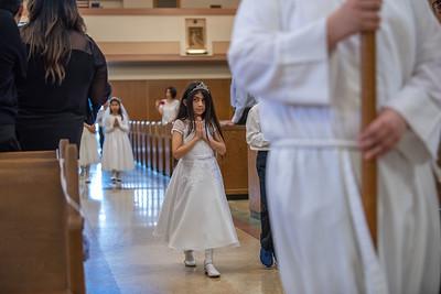 190511 Incarnation 1st Communion_1230pm Mass-14