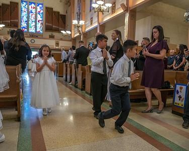 190511 Incarnation 1st Communion_1230pm Mass-11