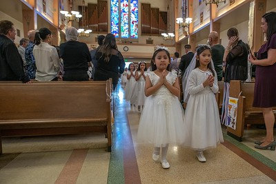 190511 Incarnation 1st Communion_1230pm Mass-5