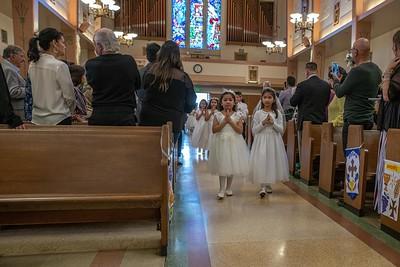 190511 Incarnation 1st Communion_1230pm Mass-3