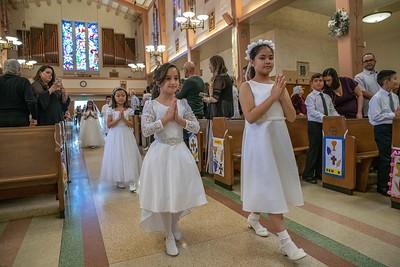 190511 Incarnation 1st Communion_1230pm Mass-19