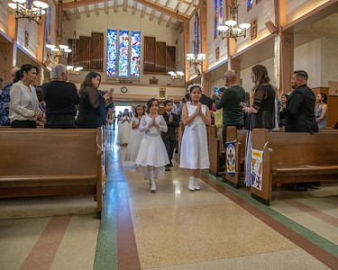 190511 Incarnation 1st Communion_1230pm Mass-16