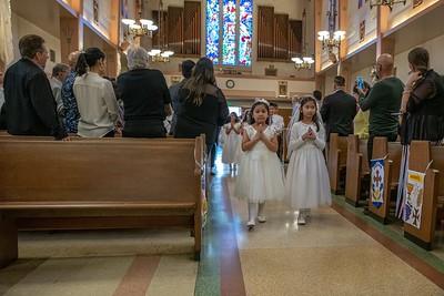 190511 Incarnation 1st Communion_1230pm Mass-4