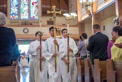 190511 Incarnation 1st Communion_1230pm Mass-12
