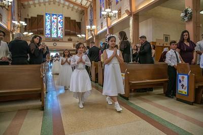 190511 Incarnation 1st Communion_1230pm Mass-18