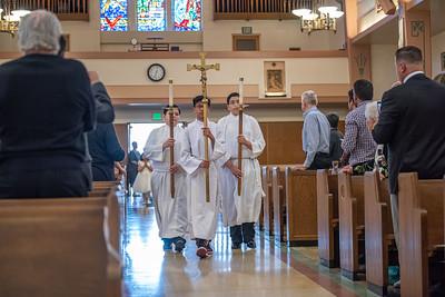 190511 Incarnation 1st Communion_1230pm Mass-8