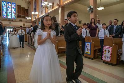 190511 Incarnation 1st Communion_1230pm Mass-23