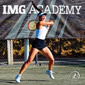 01.01a. Eva Lys - Eddie Herr at IMG Academy 2019