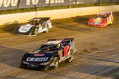 Dale McDowell (17M), Chase Junghans (18) and Tim McCreadie (39)