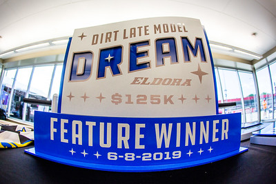 25th Annual Dirt Late model Dream trophy