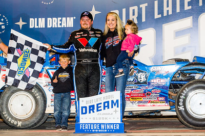 Brandon Sheppard and family