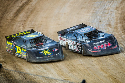 Chris Madden (0M) and Shane Clanton (25)
